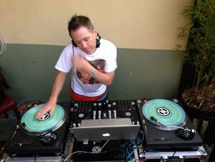 Indie DJ preston